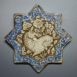 Star Tile, Iran,