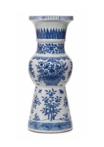 Beaker vase, China, Ming dynasty