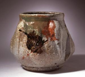 Jar, Kawai-Kanjirō Japan, ca.-1960