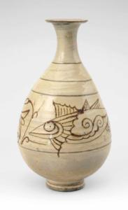 Bottle vase, Korea, Joseon Dynasty